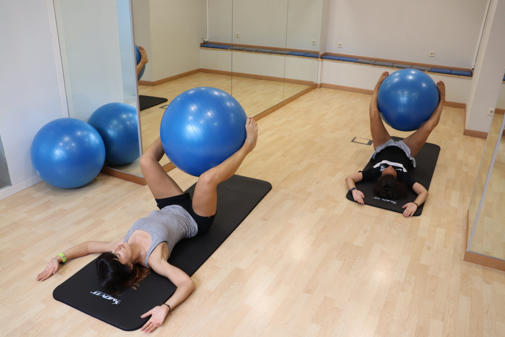 Pilates en Fisioclinic360